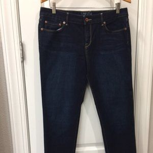 Lucky Brand Lolita Skinny Ankle Jeans Size 14/32